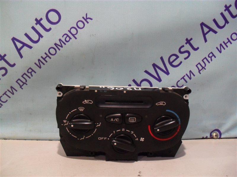 Блок управления климат-контролем Peugeot 206 2AC TU3JP 1999