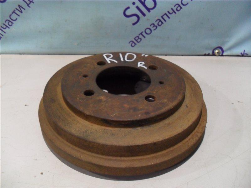 Тормозной барабан Nissan Presea R10 GA15DS 1991 задний