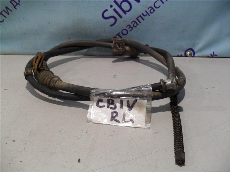 Тросик ручника Mitsubishi Libero CB1V 4G13 2001 задний левый