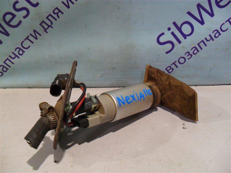 Топливный насос Daewoo Nexia 2 KLETN F16D3 2011