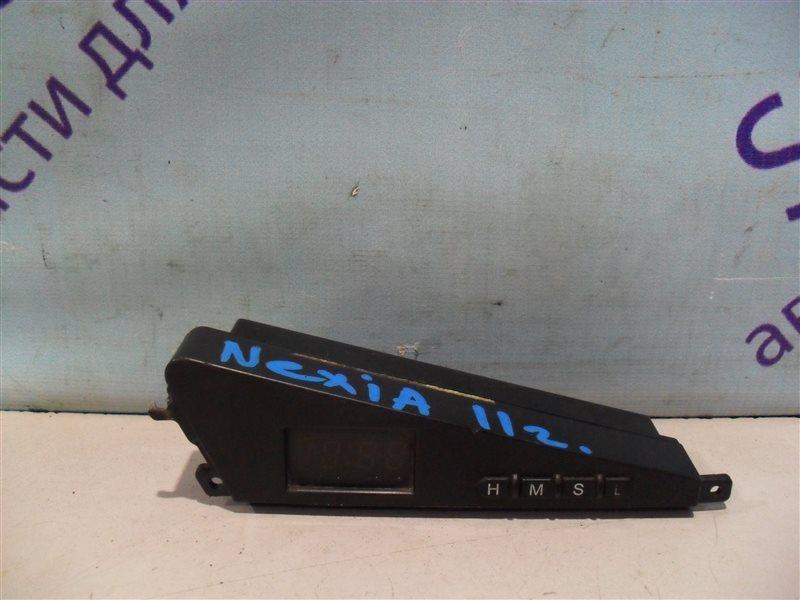Часы Daewoo Nexia 2 KLETN F16D3 2011