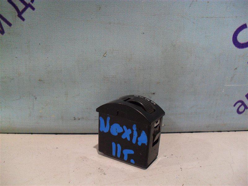 Кнопка корректора фар Daewoo Nexia 2 KLETN F16D3 2011