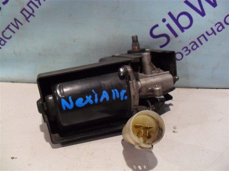 Мотор дворников Daewoo Nexia 2 KLETN F16D3 2011 передний
