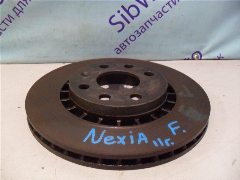 Тормозной диск Daewoo Nexia 2 KLETN F16D3 2011 передний