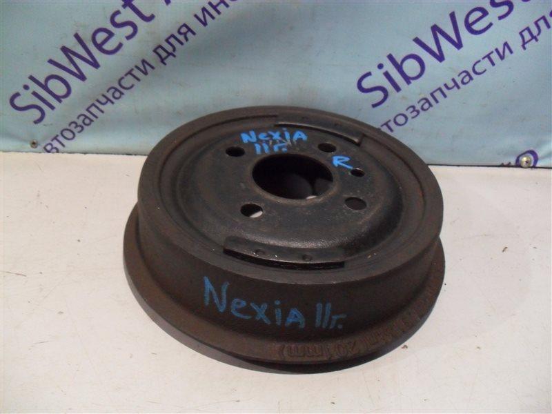 Тормозной барабан Daewoo Nexia 2 KLETN F16D3 2011 задний
