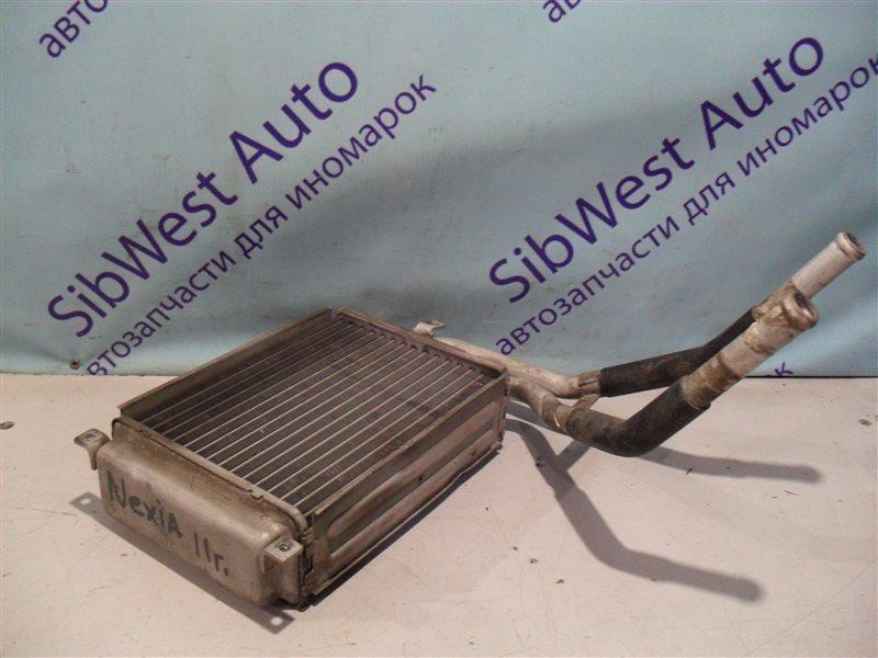 Радиатор печки Daewoo Nexia 2 KLETN F16D3 2011