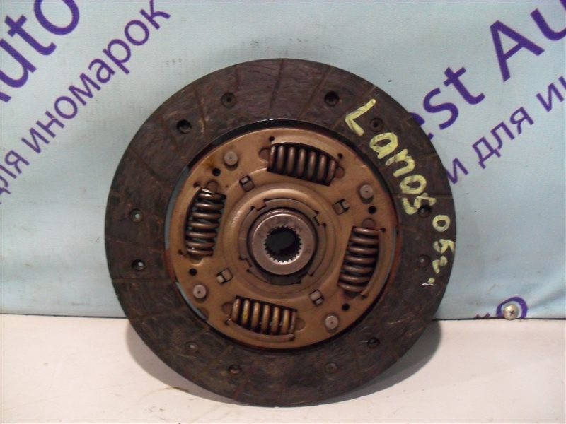 Диск сцепления Chevrolet Lanos T100 A15SMS 2005