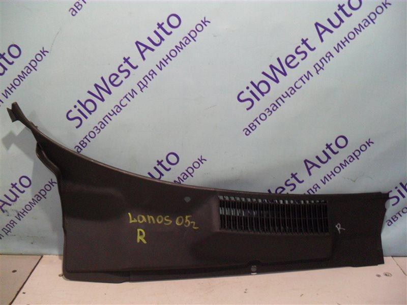 Жабо Chevrolet Lanos T100 A15SMS 2005 правое