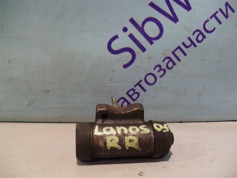 Тормозной цилиндр Chevrolet Lanos T100 A15SMS 2005 задний правый