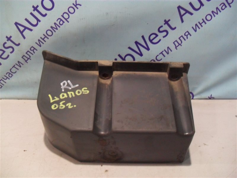Жесткость бампера Chevrolet Lanos T100 A15SMS 2005 задний левый