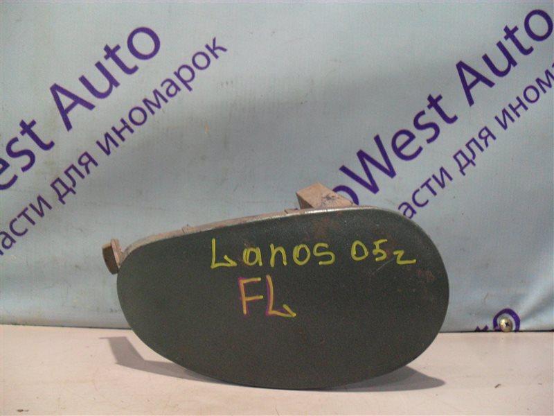 Заглушка бампера Chevrolet Lanos T100 A15SMS 2005 передняя левая