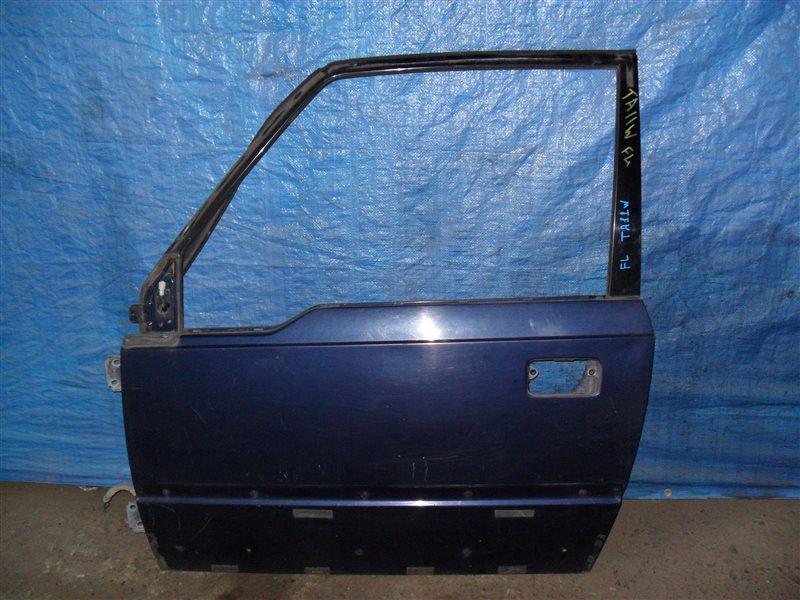 Дверь Suzuki Escudo TA11W H20A 1995 передняя левая