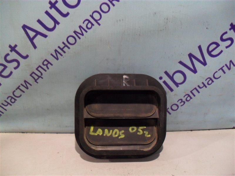 Клапан вентиляции крыла Chevrolet Lanos T100 A15SMS 2005 задний правый