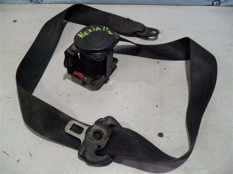 Ремень безопасности Daewoo Nexia 2 KLETN F16D3 2011 передний правый