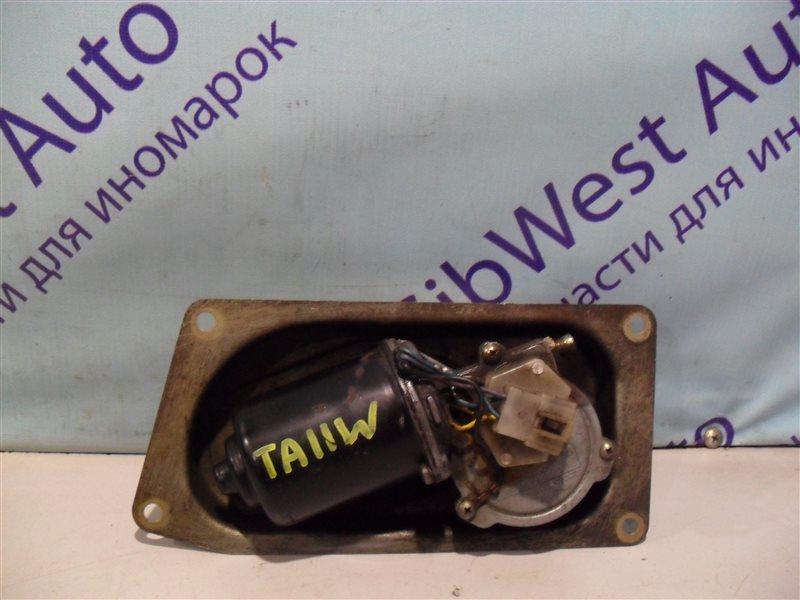 Мотор дворников Suzuki Escudo TA11W H20A 1995 передний