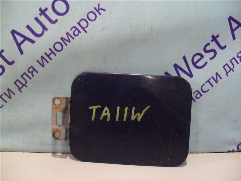 Лючок бензобака Suzuki Escudo TA11W H20A 1995