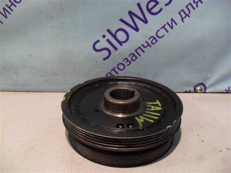 Шкив коленвала Suzuki Escudo TA11W H20A 1995