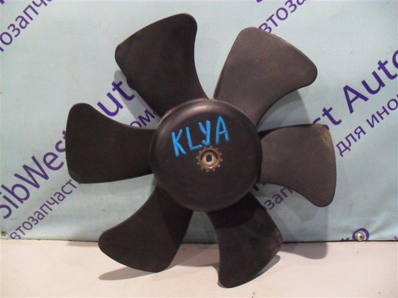 Крыльчатка вентилятора Daewoo Matiz KLYA F8CV 2010