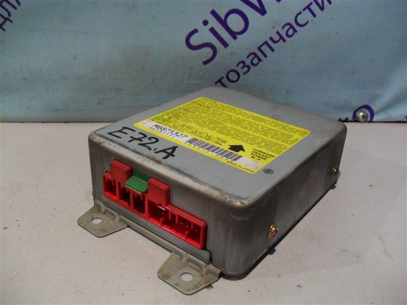 Блок управления airbag Mitsubishi Galant E72A 4G93 1993