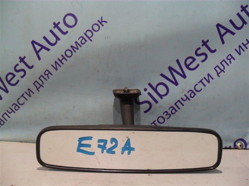 Зеркало заднего вида Mitsubishi Galant E72A 4G93 1993