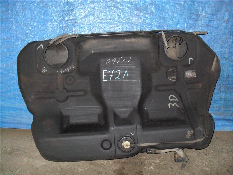 Бензобак Mitsubishi Galant E72A 4G93 1993