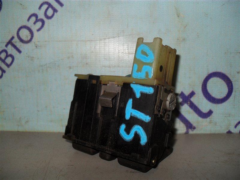 Кнопка обогрева заднего стекла Toyota Carina Ii ST150 1SEL 1986