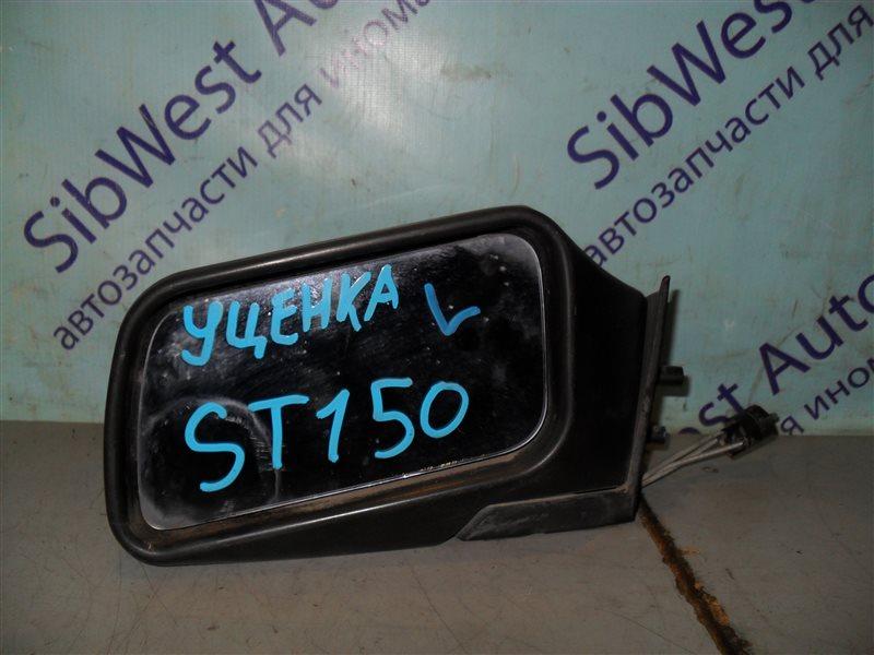 Зеркало Toyota Carina Ii ST150 1SEL 1986 переднее левое