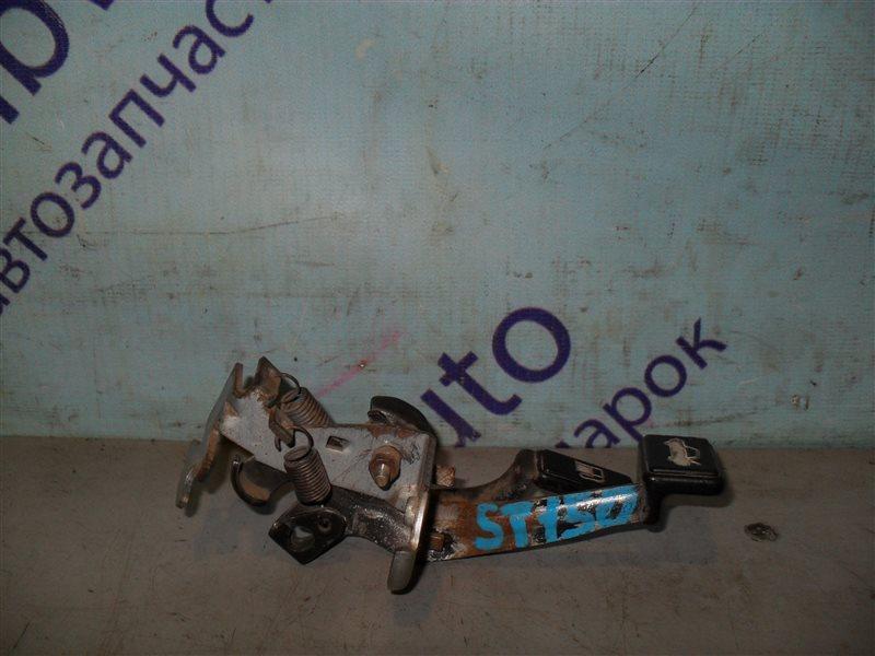 Ручка открывания бензобака Toyota Carina Ii ST150 1SEL 1986