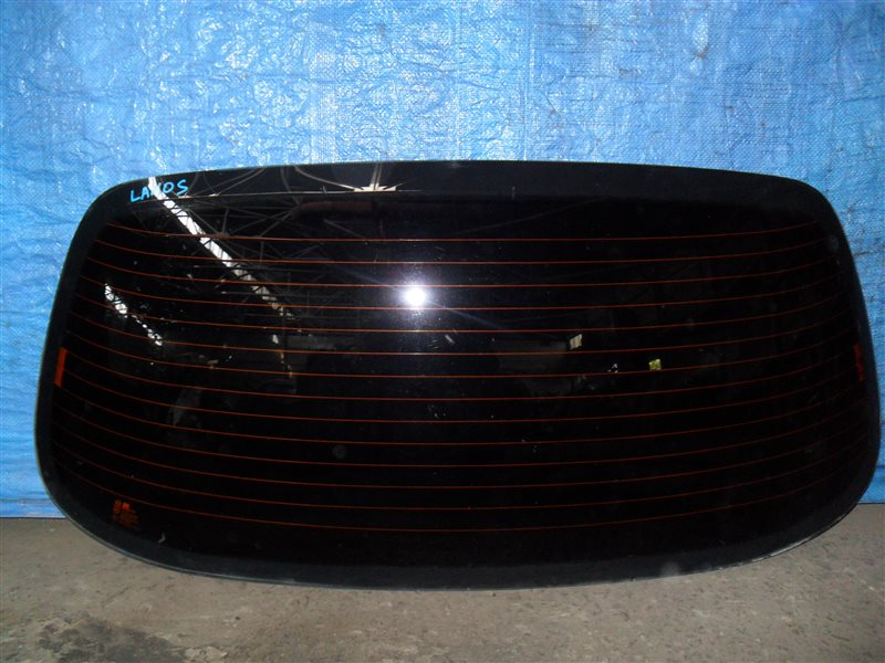 Заднее стекло Chevrolet Lanos T100 A15SMS 2007