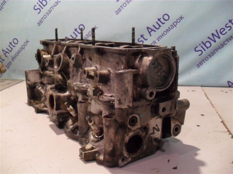 Головка блока цилиндров Toyota Carina Ii ST150 1SEL 1986