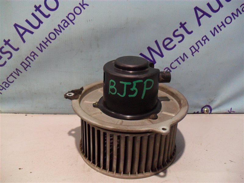 Мотор печки Mazda Familia BJ5P ZL 2001