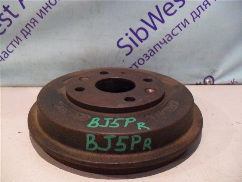 Тормозной барабан Mazda Familia BJ5P ZL 2001 задний