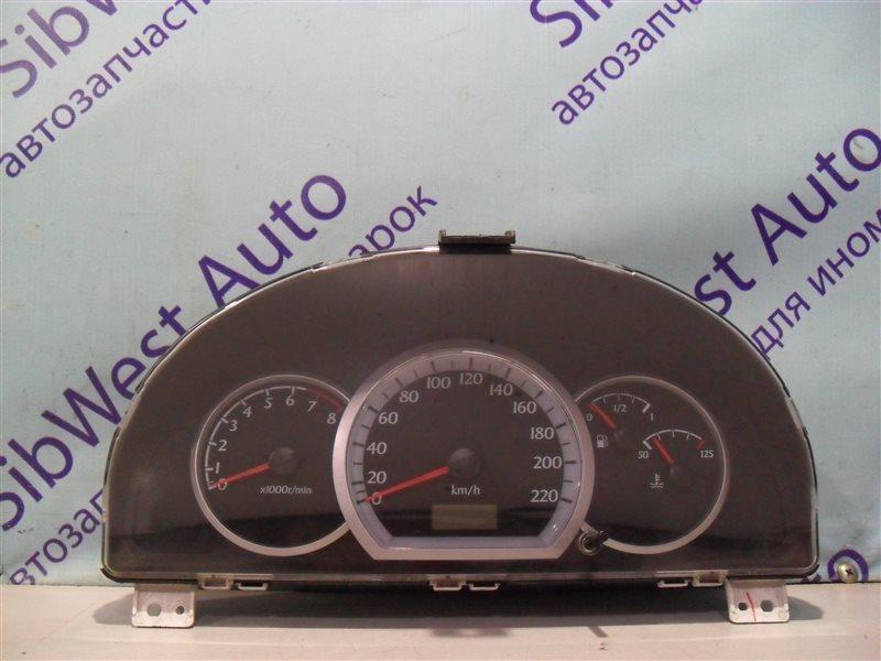Панель приборов Chevrolet Lacetti J200 T18SED 2004