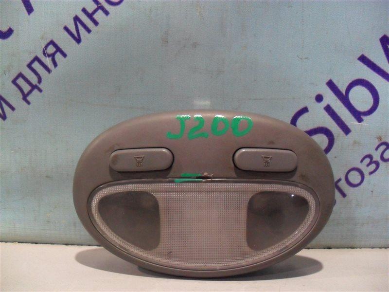 Плафон Chevrolet Lacetti J200 T18SED 2004 передний