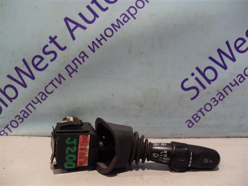 Блок подрулевых переключателей Chevrolet Lacetti J200 T18SED 2004 правый