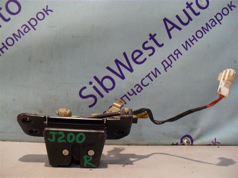 Замок багажника Chevrolet Lacetti J200 T18SED 2004