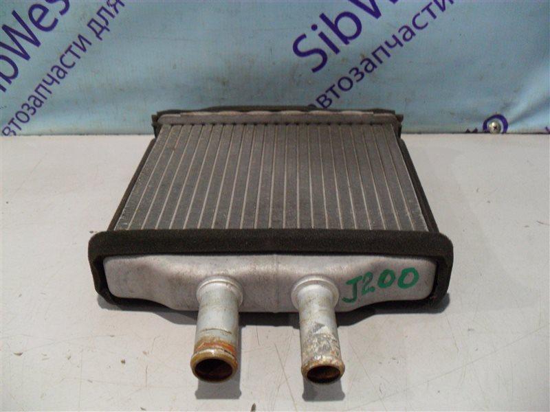 Радиатор печки Chevrolet Lacetti J200 T18SED 2004