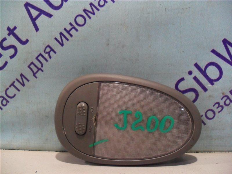 Плафон Chevrolet Lacetti J200 T18SED 2004 задний