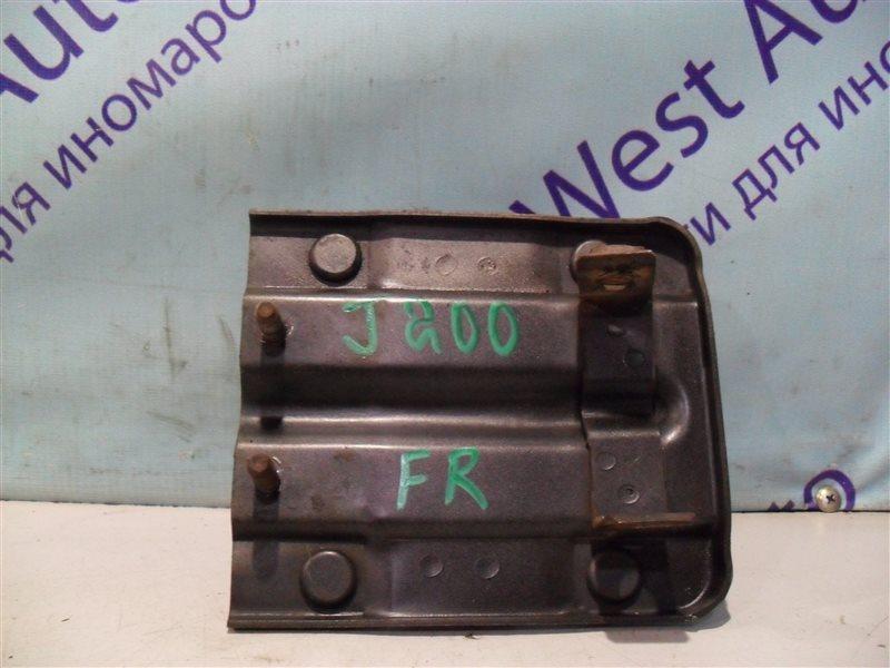 Жесткость бампера Chevrolet Lacetti J200 T18SED 2004 передний правый