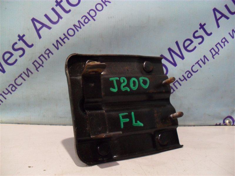 Жесткость бампера Chevrolet Lacetti J200 T18SED 2004 передний левый