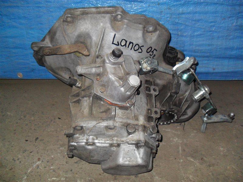 Мкпп Chevrolet Lanos T100 A15SMS 2005