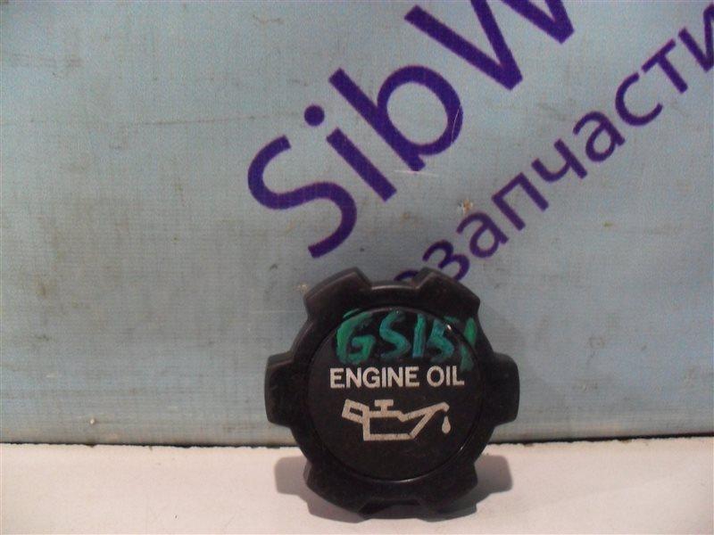 Крышка масляной горловины Toyota Crown GS151 1GFE 1997