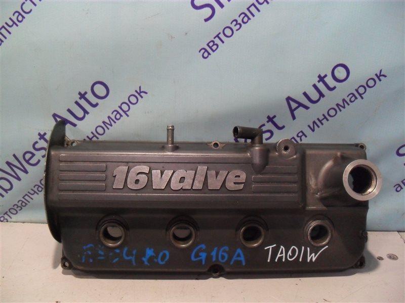 Клапанная крышка Suzuki Escudo TA01W G16A 1991