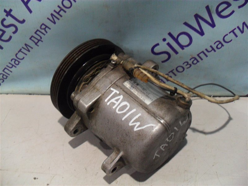 Компрессор кондиционера Suzuki Escudo TA01W G16A 1991