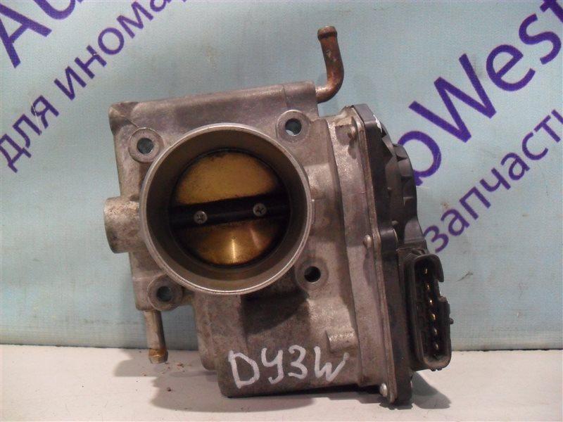 Блок дроссельной заслонки Mazda Demio DY3W ZJ