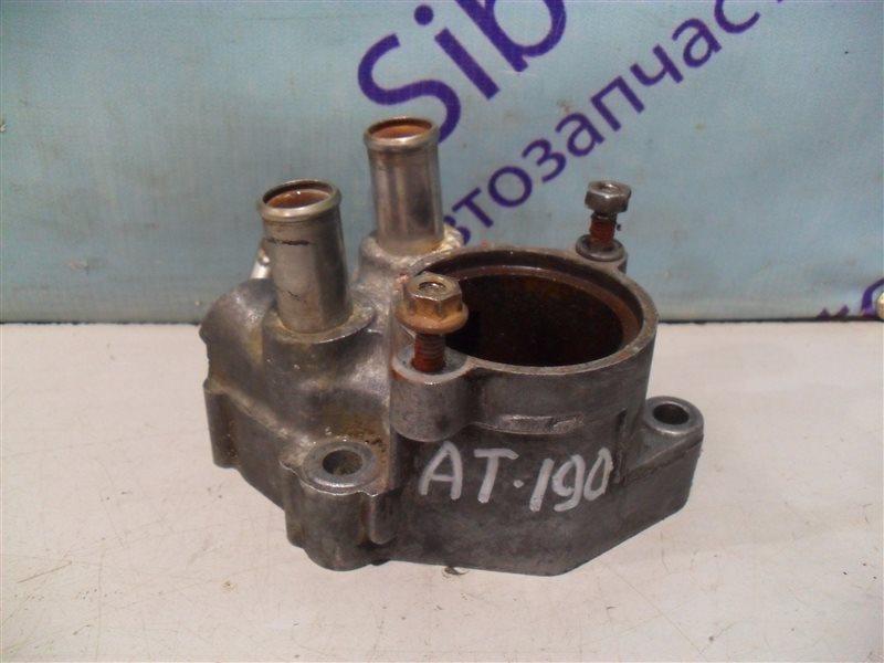 Корпус термостата Toyota Carina AT190 4A-FE 1994