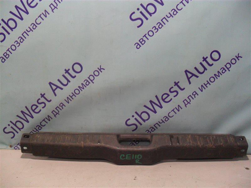 Накладка замка багажника Toyota Corolla CE110 2C 1996