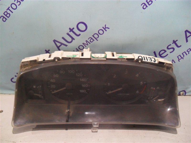 Панель приборов Toyota Corolla CE110 2C 1996