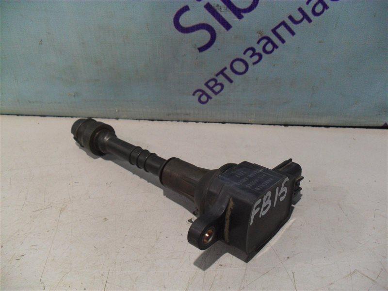 Катушка зажигания Nissan Sunny FB15 QG15DE 2001