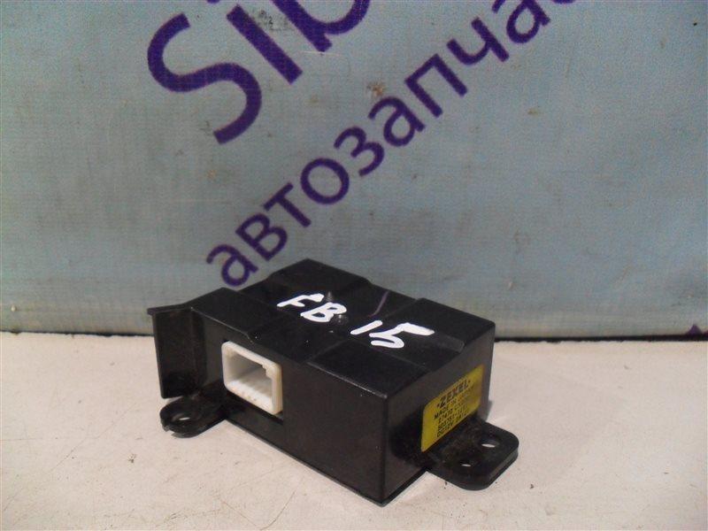 Регулятор печки Nissan Sunny FB15 QG15DE 2001